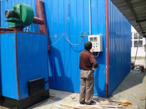 热风干燥设备